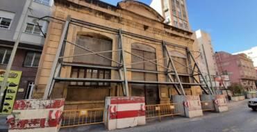 El alcalde anuncia una reunión entre las partes para desbloquear la situación del edificio de Riegos del Progreso