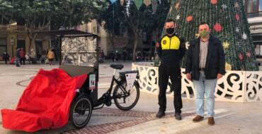 El proyecto 'En bici sense edat' permitirá que los mayores vuelvan a pasear en bicicleta