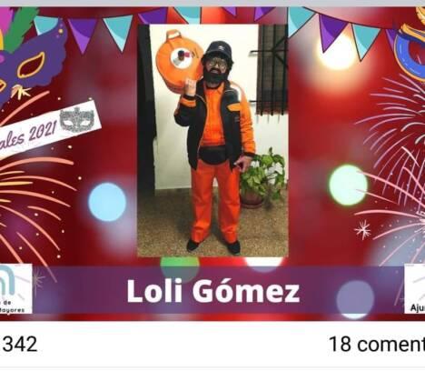 El Concurso de Disfraces a través de las Redes Sociales para Personas Mayores con motivo del Carnaval 2021 ya tiene ganadores