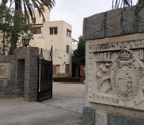 """Nuevo paso para la transformación del Hort del Gat en el """"Casal Fester y Cultural"""""""