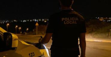 La Policía Local de Elche detiene al presunto autor de varios robos en El Altet