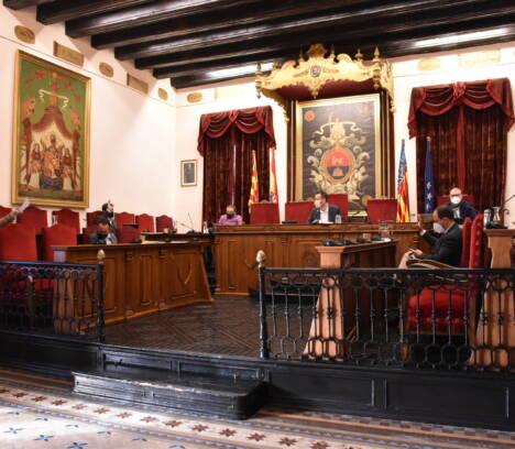 El Ayuntamiento gestionó inversiones por más de 33 millones de euros durante 2020