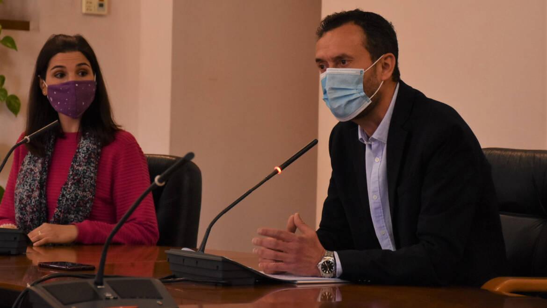 El alcalde apuesta por la cesión temporal de la Dama durante un año a partir de la Semana Santa de 2022