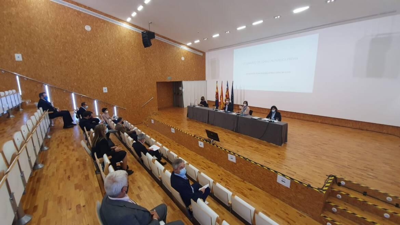 El Ayuntamiento de Elche recoge las aportaciones de profesionales de la ciudad para la consulta previa preceptiva del PGOU