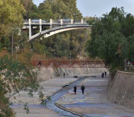 El Ayuntamiento y Conselleria de Medio Ambiente trabajan para la obtención de fondos para la regeneración del Río Vinalopó