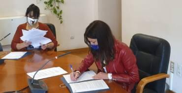 El Ayuntamiento firma un convenio para ayudar al pueblo saharaui a hacer frente a la pandemia