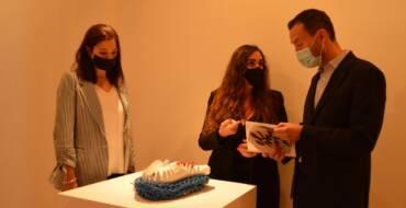 El MACE adquiere dos esculturas de la artista ilicitana Susana Guerrer