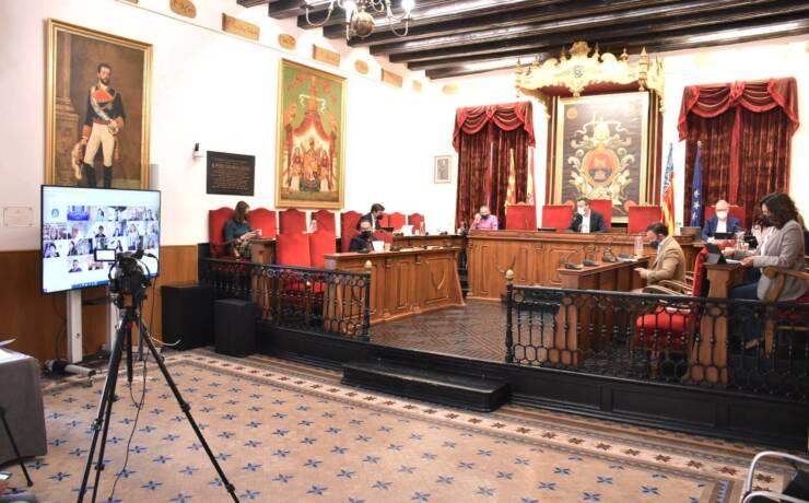 Las ayudas al calzado y el Debate del Estado del Municipio centran el debate en la sesión plenaria
