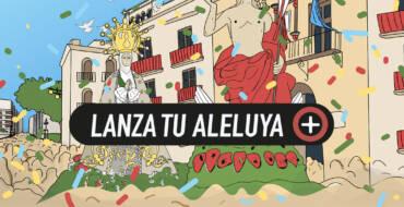 """El Ayuntamiento invita a las ilicitanas e ilicitanos a lanzar """"Aleluyas virtuales"""" el Domingo de Resurrección"""