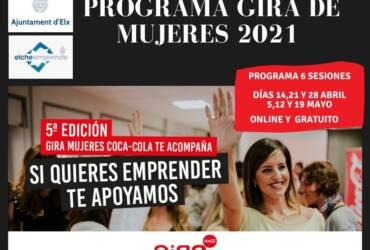 PROGRAMA GIRA DE MUJERES