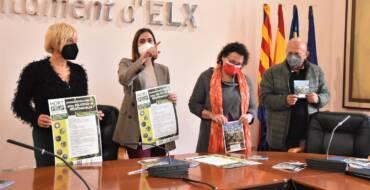 El Ayuntamiento y la Associació Veïnal Raval i Carrers Adjacents firman el convenio de colaboración para gestionar el ecohuerto en el Hort de Felip