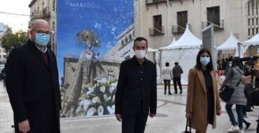 La exposición 'Pasos en la Calle' recoge imágenes de los 45 pasos de la Semana Santa ilicitana