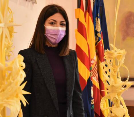 La concejalía de Fiestas retoma el tradicional concurso de palma blanca el próximo 27 de marzo en el Centro de Congresos con todas las medidas sanitarias