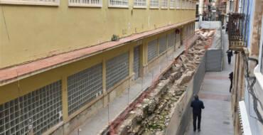 La Conselleria de Cultura autoriza cubrir los restos arqueológicos del entorno del Mercado Central