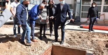 El Equipo de Gobierno llevará a cabo un plan de choque de embellecimiento del entorno del Mercado Central tras la cubrición de los restos arqueológicos