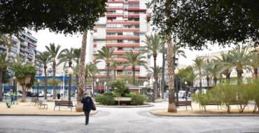 El Ayuntamiento saca a concurso la redacción del proyecto de musealización del refugio de la Guerra Civil del Paseo de Germanías y la renovación de la plaza