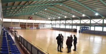 El Ayuntamiento adjudica las obras de ampliación y modernización del Polideportivo de Carrús