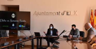 L'Ajuntament presenta el seu primer documental sobre la Setmana Santa il·licitana