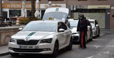 La Junta de Gobierno Local aprobará mañana las ayudas al sector del taxi para paliar los efectos económicos ocasionados por la pandemia y la disminución de la movilidad