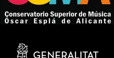 ALUMNOS DE ÚLTIMO CURSO DEL CONSERVATORIO SUPERIOR DE MÚSICA ÒSCAR ESPLÀ