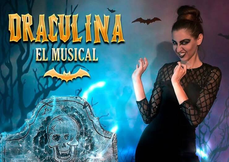 """DRACULINA, EL MUSICAL"" Somnis Teatro"