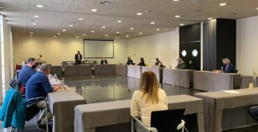 L'Ajuntament consensua les bases de les ajudes 'Parèntesi 2' amb els sectors econòmics als quals van dirigides