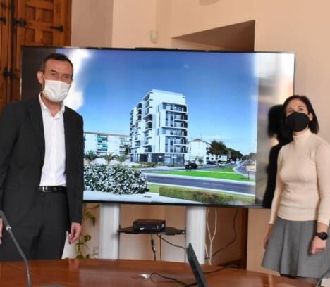 Pimesa aprova els plecs per a licitar les obres del quart bloc del barri de Sant Antoni