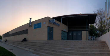 La vacunación de la ciudadanía del área sanitaria de Elche comienza el 6 de abril en el pabellón Deportivo del Toscar