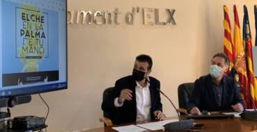 Visitelche lanza una campaña de ámbito nacional para promocionar la Palma Blanca ilicitana