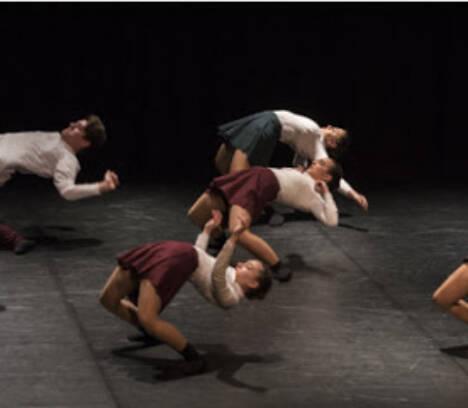Festival Abril en Danza en el Escorxador