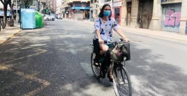 La Concejalía de Movilidad se suma a la campaña '30 días en bici'