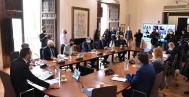 El president de la Generalitat se reunirá el próximo lunes con los representantes del calzado para abordar la inclusión del sector en las ayudas directas