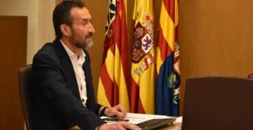 """El alcalde de Elche reclama """"unidad de acción y una gran alianza institucional para defender a ultranza el trasvase Tajo-Segura"""""""