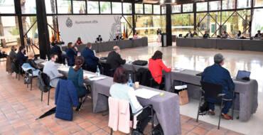 El Pleno aprueba por unanimidad solicitar al Gobierno que garantice los recursos hídricos del trasvase Tajo-Segura