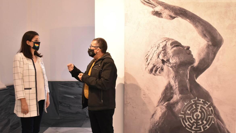 Cultura presenta la exposición 'Nostalgia del laberinto' como antesala de la apertura del Espacio Hernandiano