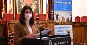 El Ayuntamiento propone un pacto de Estado en sanidad con representación de los profesionales y la sociedad civil
