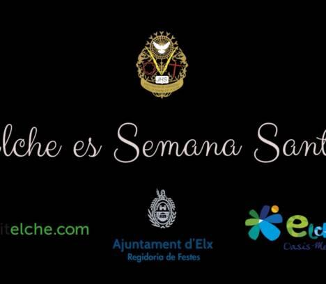 El Centro de Congresos proyecta la serie documental 'Elche es Semana Santa'