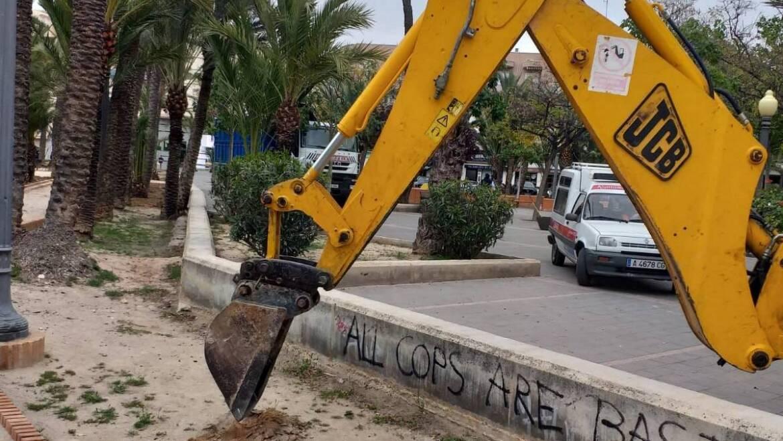 L'Ajuntament inicia els treballs de millora de l'hort de Qüerna a Altabix