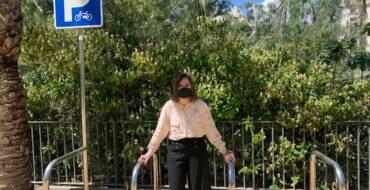 El Ayuntamiento de Elche instalará 36 nuevos puntos de aparcabicis para el fomento de la movilidad sostenible y el uso de la bicicleta