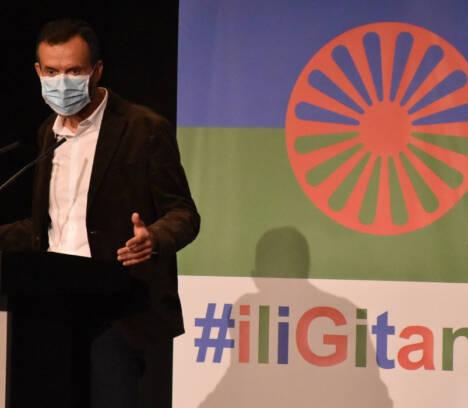 L'alcalde reafirma la seua aposta per un municipi divers i inclusiu en el Dia del Poble Gitano