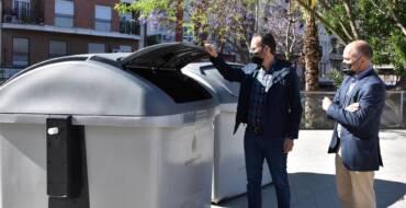 Los nuevos contenedores de recogida de residuos presentan mayores niveles de capacidad, eficiencia y sostenibilidad