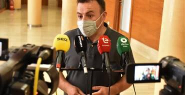 La Policia Local d'Elx organitzarà un dispositiu especial per al partit decisiu de l'Elx CF que es disputarà dissabte que ve