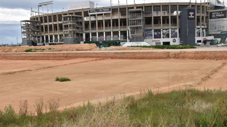 El Ayuntamiento de Elche da la licencia de obra para la construcción del centro comercial, de ocio y restauración en el entorno del Estadio Martínez Valero