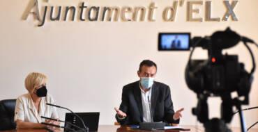 """El alcalde anuncia la creación del """"Escaño 28"""" que permitirá la participación de la ciudadanía en el Debate del Estado del Municipio"""