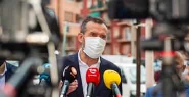"""Carlos González: """"Em preocupa que no existisquen progressos en un projecte estratègic com el Palau de Congressos mentre la Diputació prioritza el d'Alacant"""""""