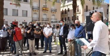El Salón de Plenos acoge mañana la 'Declaración del Baix Vinalopó en defensa del trasvase Tajo-Segura'