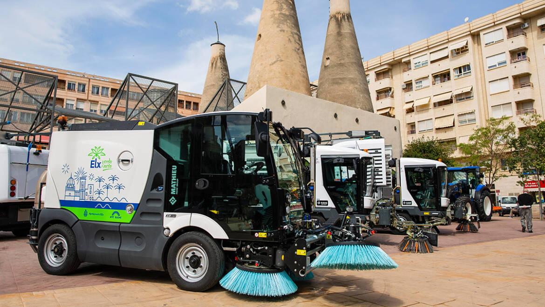 El Ayuntamiento impulsa la construcción de una gasinera en Vallongas para atender a 75 nuevos vehículos sostenibles del servicio de limpieza