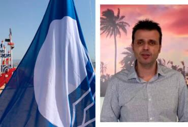 El Ayuntamiento de Elche vuelve a conseguir el distintivo de calidad en su litoral con sus cinco banderas azules