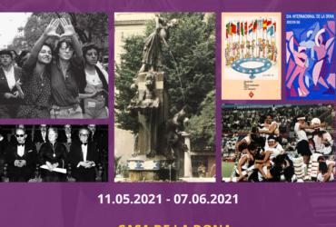 Exposición 'De súbditas a ciudadanas. España 1965–1995', sobre la evolución de los derechos de la mujer