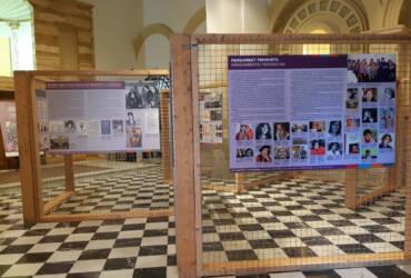 El Centro Cultural Clarisas acoge 'De súbditas a ciudadanas: España 1965-1995', la exposición que recorre treinta años de lucha por la igualdad de género